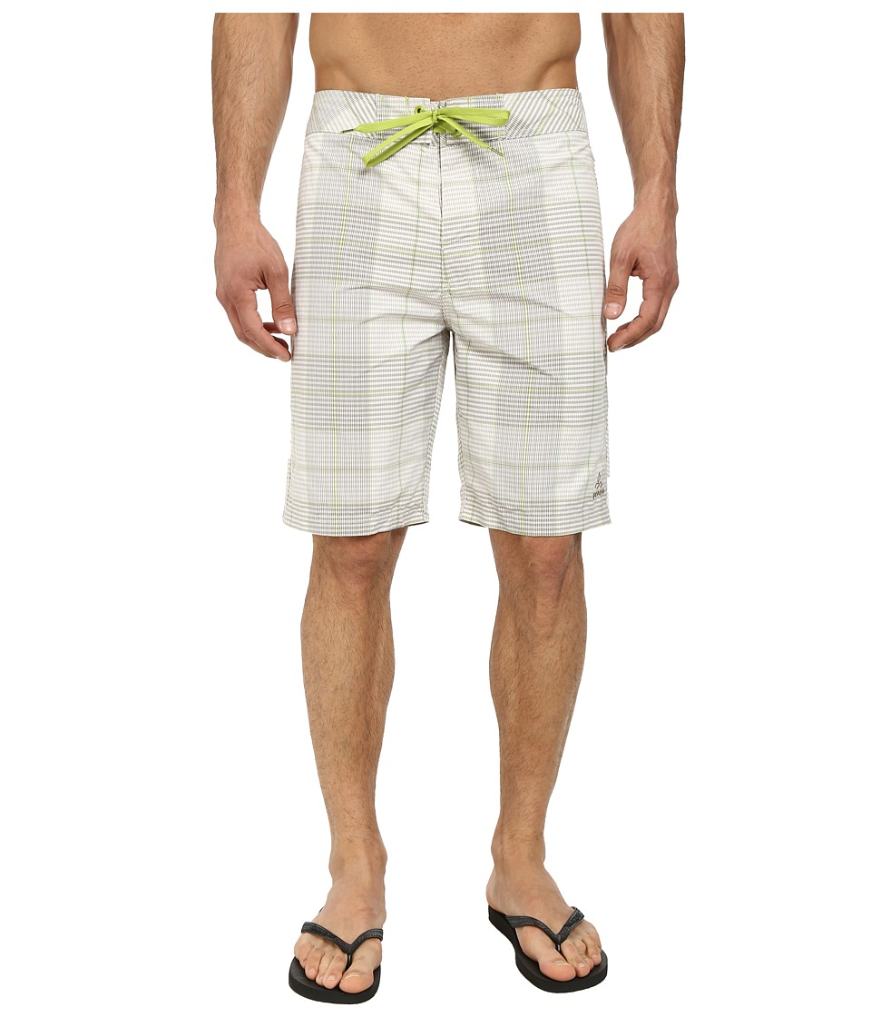 Prana - El Porto Short (Stone) Men's Swimwear