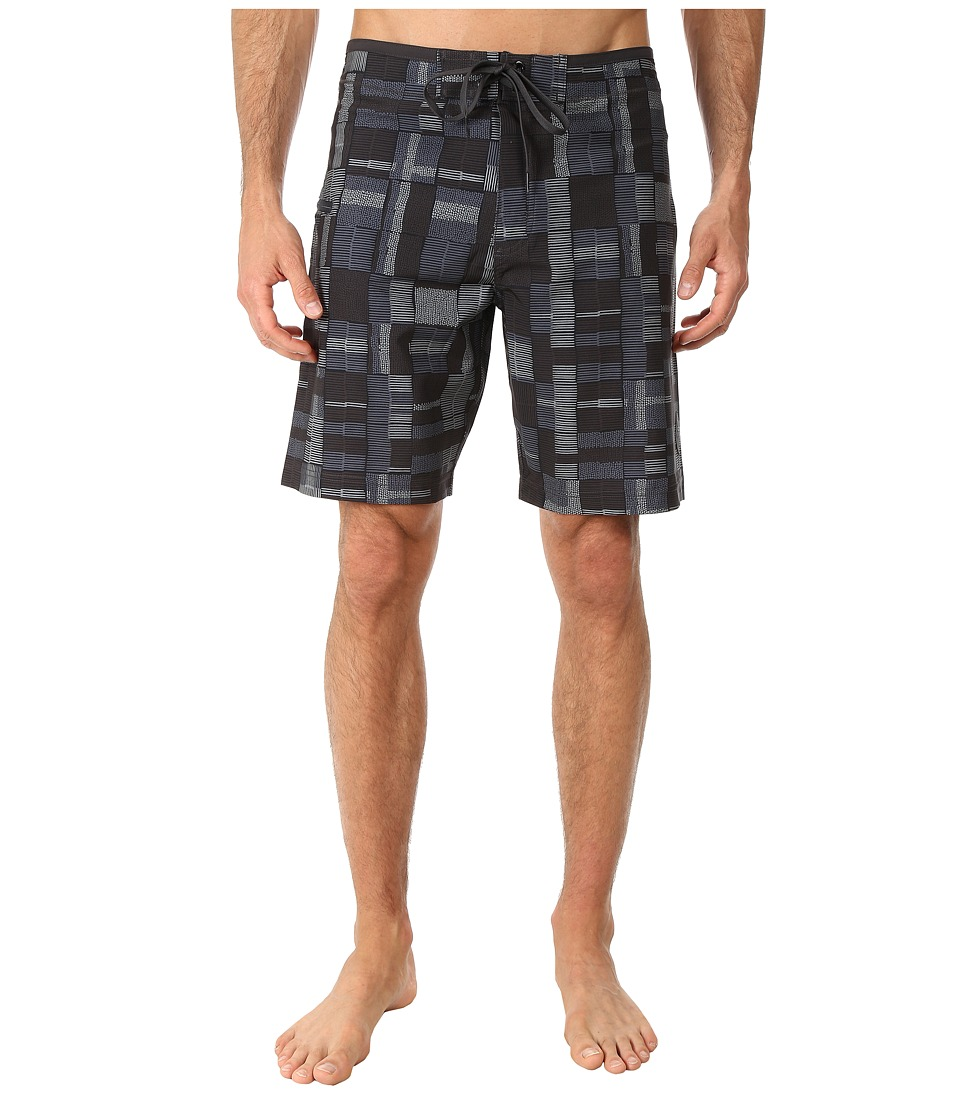 Prana - Catalyst Short (Black) Men's Swimwear