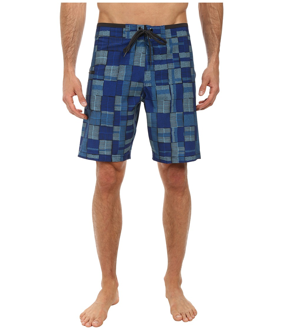 Prana - Catalyst Short (Danube Blue) Men's Swimwear