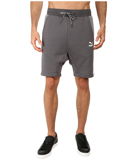 PUMA - Evo LF Shorts (Grey) Men's Shorts