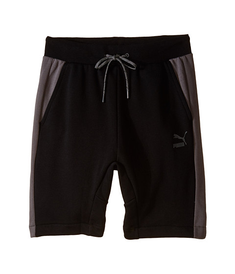 PUMA - Evo LF Shorts (Black/Dark Shadow) Men's Shorts