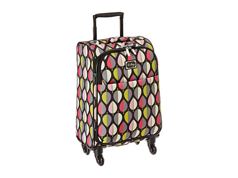 Vera Bradley Luggage - 22 Spinner (Moon Drops) Pullman Luggage