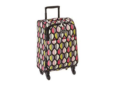 Vera Bradley Luggage - 22 Spinner (Moon Drops) Pullman Luggage