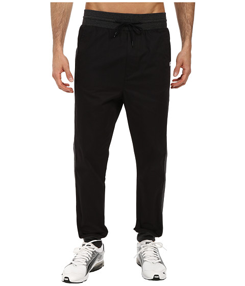 PUMA - Seasonal Pants (Black) Men's Casual Pants