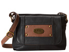 b.o.c. Richton Mini Top Zip Crossbody (Black)