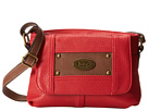 b.o.c. Richton Mini Top Zip Crossbody (Pimento Red)