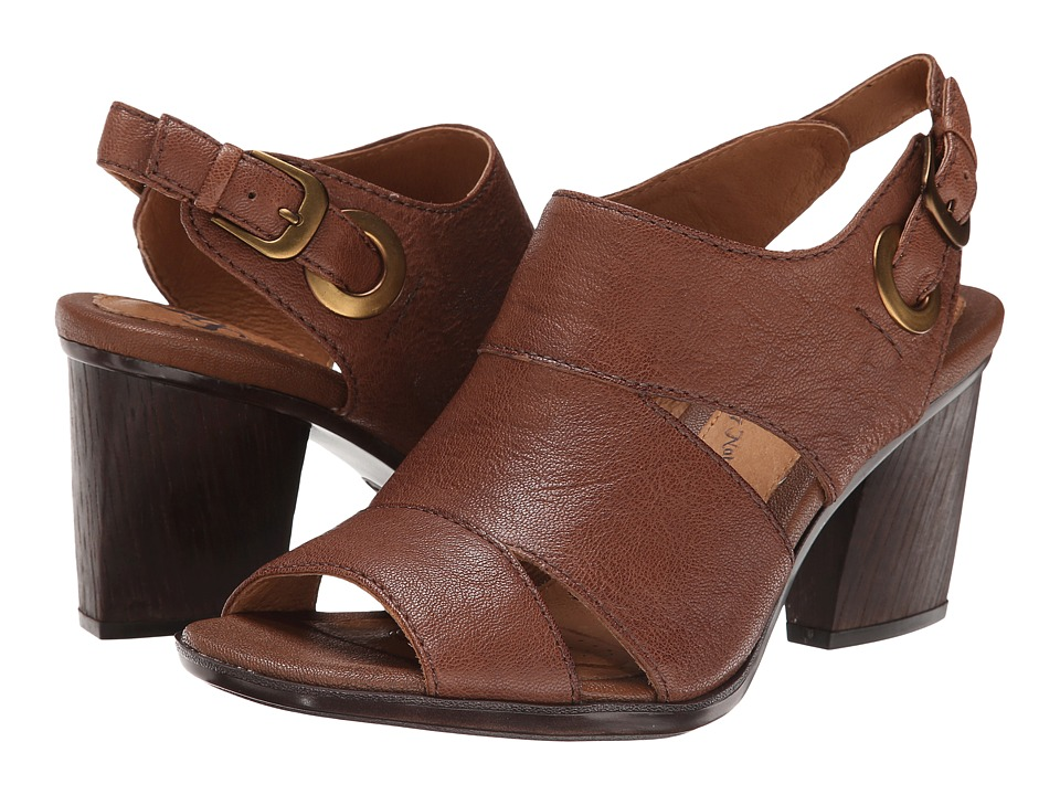 Sofft - Paton (Chocolate Goat Mariamma) High Heels