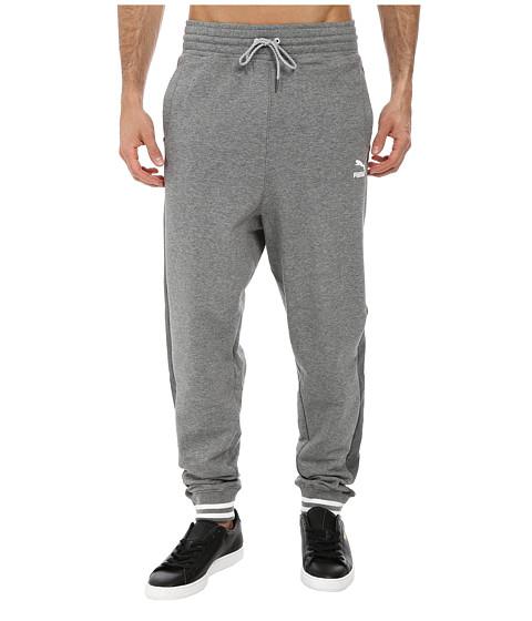 PUMA - Tailor Sweat Pant (Medium Gray Heather) Men