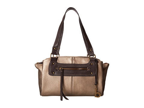 b.o.c. Heidelberg Satchel (Dull Gold) Satchel Handbags
