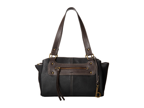 b.o.c. Heidelberg Satchel (Black) Satchel Handbags