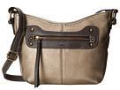 b.o.c. Heidelberg Crossbody (Dull Gold)