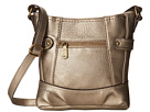 b.o.c. Benning II North/South Crossbody (Dull Gold)