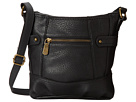 b.o.c. Benning II North/South Crossbody (Black)