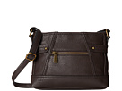 b.o.c. Benning II East/West Crossbody (Chocolate)