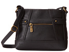 b.o.c. Benning II East/West Crossbody (Black)