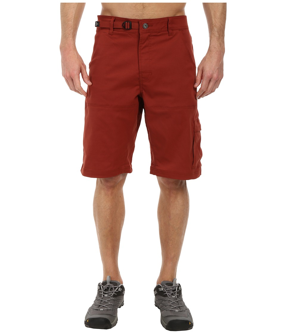 Prana - Stretch Zion Short (Brick) Men's Shorts