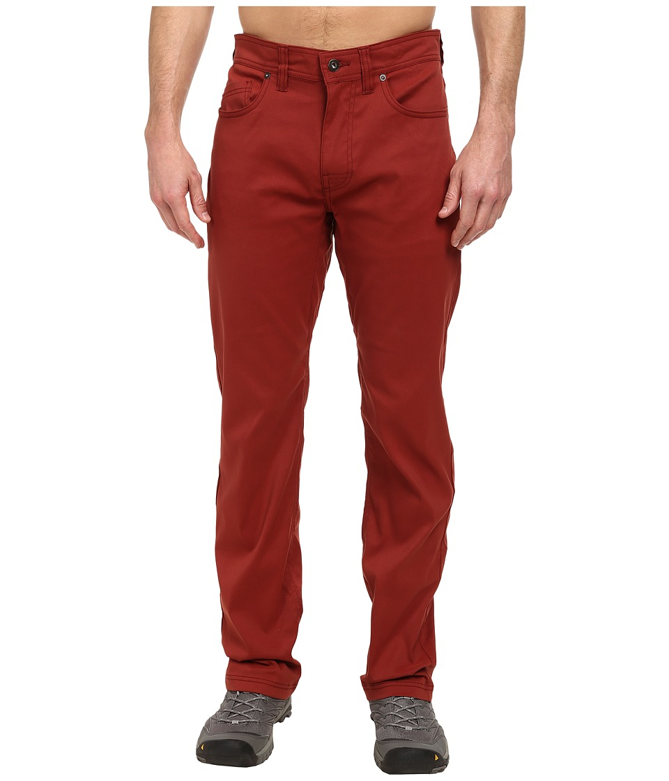 Prana - Brion Pant (Brick) Men's Casual Pants