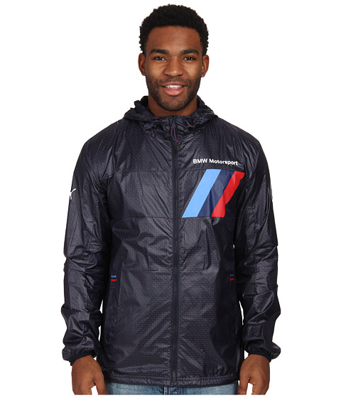 PUMA - BMW Motorsport Lightweight Jacket (BMW Team Blue) Men's Jacket