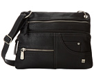 b.o.c. Holly Springs Crossbody (Black)