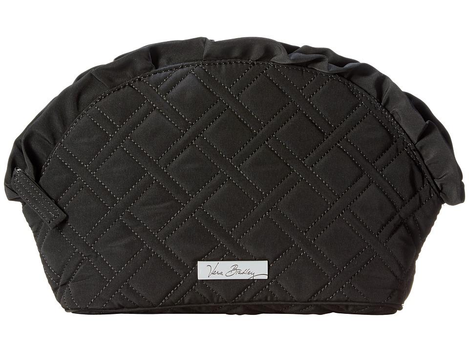 Vera Bradley Luggage - Large Ruffle Cosmetic (Classic Black) Luggage