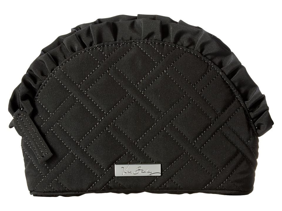 Vera Bradley - Ruffle Cosmetic (Classic Black) Luggage