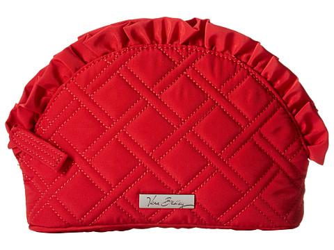 Vera Bradley Luggage - Ruffle Cosmetic (Tango Red) Luggage