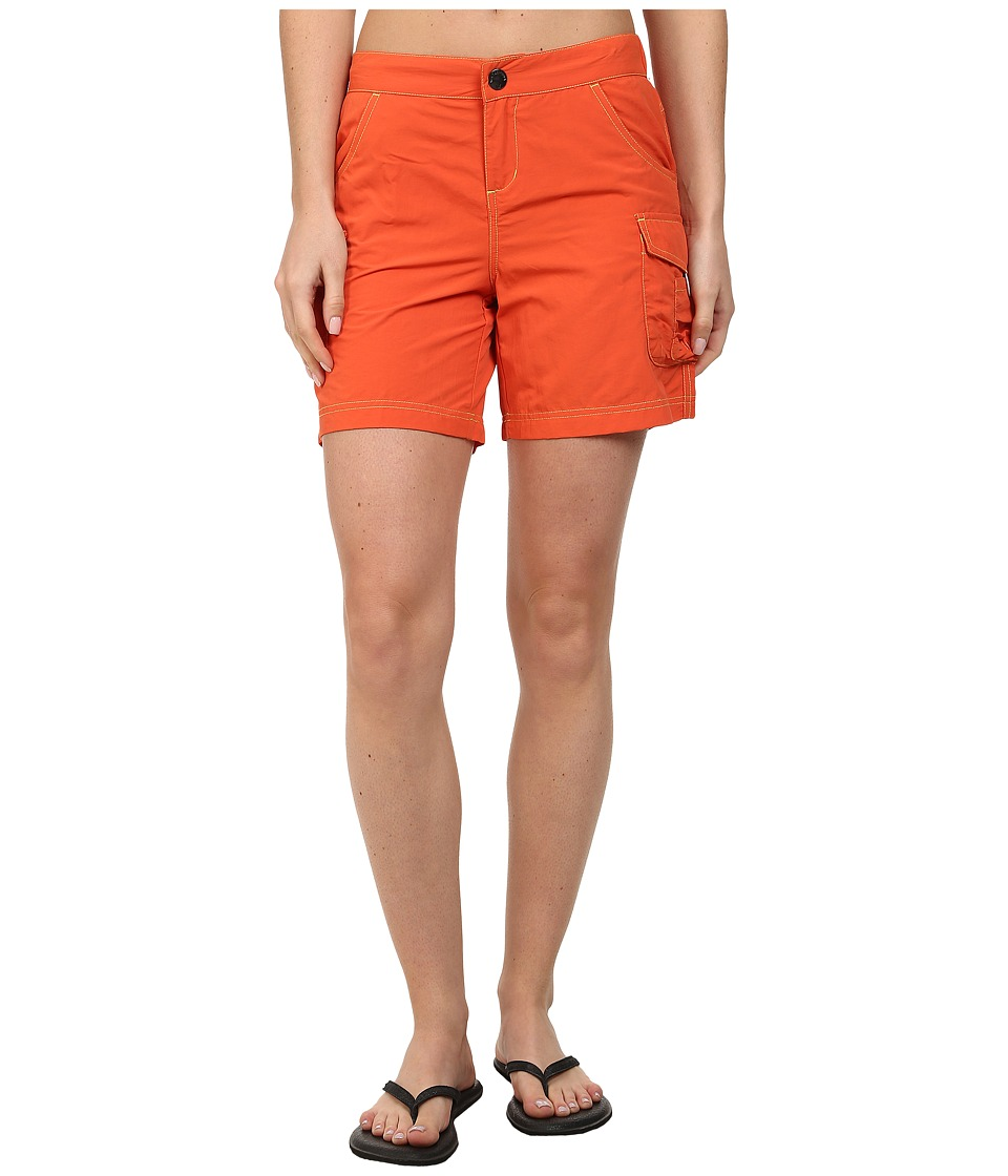 White Sierra - Crystal Cove River Short (Tiger Lily) Women's Shorts
