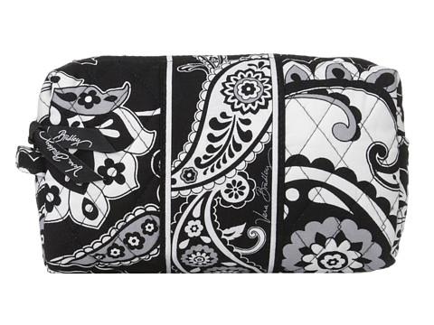 Vera Bradley Luggage - Medium Cosmetic (Midnight Paisley) Luggage