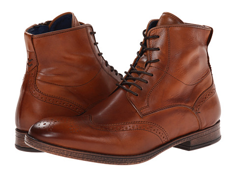 Dune London - Cobbler (Tan) Men's Lace-up Boots