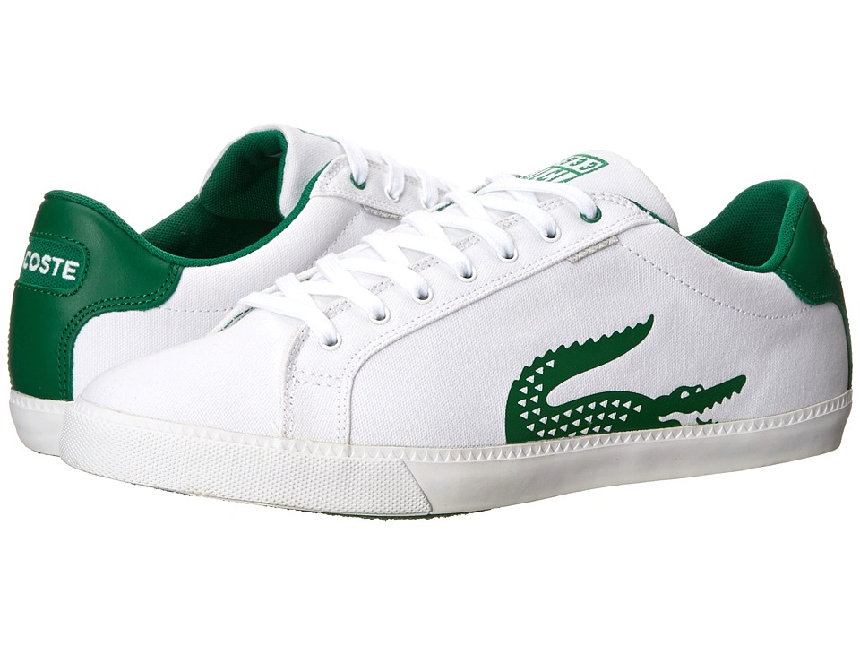 Lacoste Grad Vulc TSP (White/Green) Men