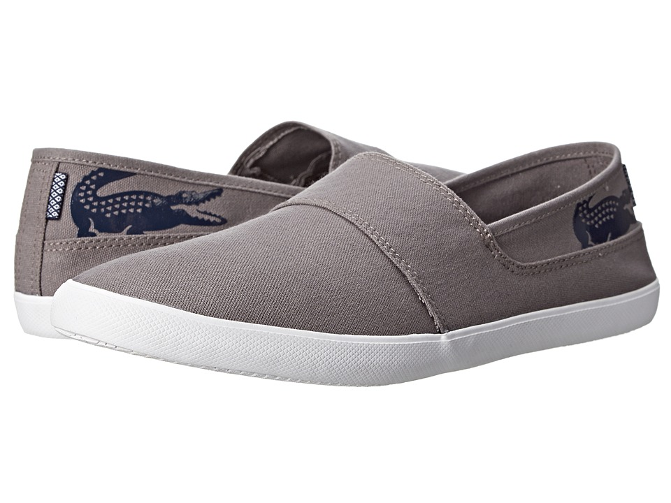 Lacoste - Marice Brd5 (Dark Grey/Dark Blue) Men's Shoes