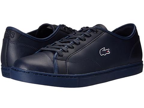 Lacoste - Showcourt Pri2 (Dark Blue/Dark Blue) Men