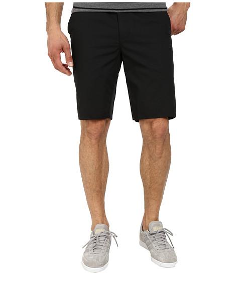 adidas Skateboarding - GLZD Stretch Chino Short (Black) Men's Shorts