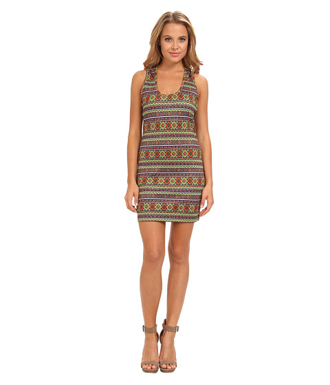 KAS New York - Kumiko Tank Dress (Sioux Print) Women