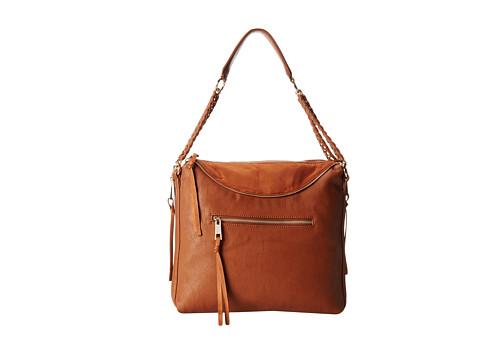 Big Buddha - Hadley (Cognac) Satchel Handbags