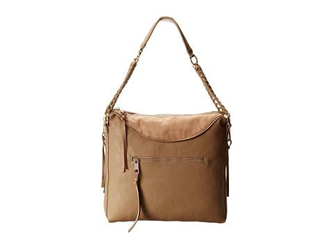 Big Buddha - Hadley (Taupe) Satchel Handbags