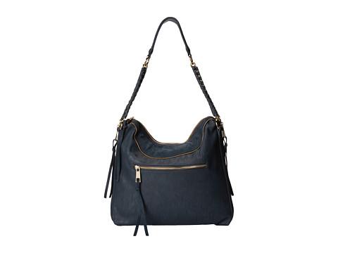 Big Buddha - Hadley (Slate) Satchel Handbags