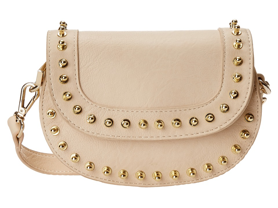 Big Buddha - Zola (Bone) Cross Body Handbags
