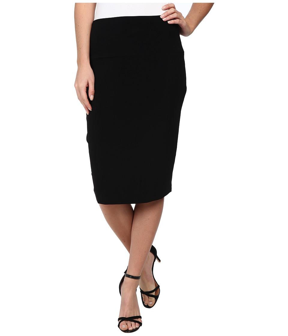 KAMALIKULTURE by Norma Kamali - Go Skirt (Black) Women's Skirt