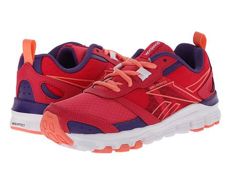 Reebok Kids - HexAffect Run (Little Kid) (Blazing Pink/Sport Violet/Coral/White) Girls Shoes