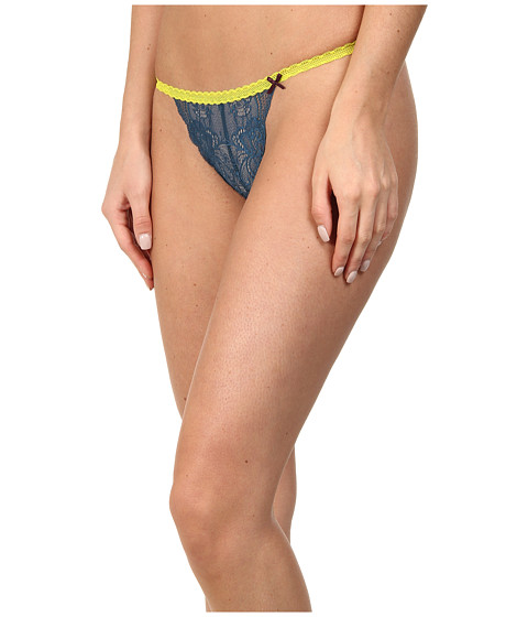 BCBGeneration - The Beau Bikini (Blue Lagoon) Women's Underwear
