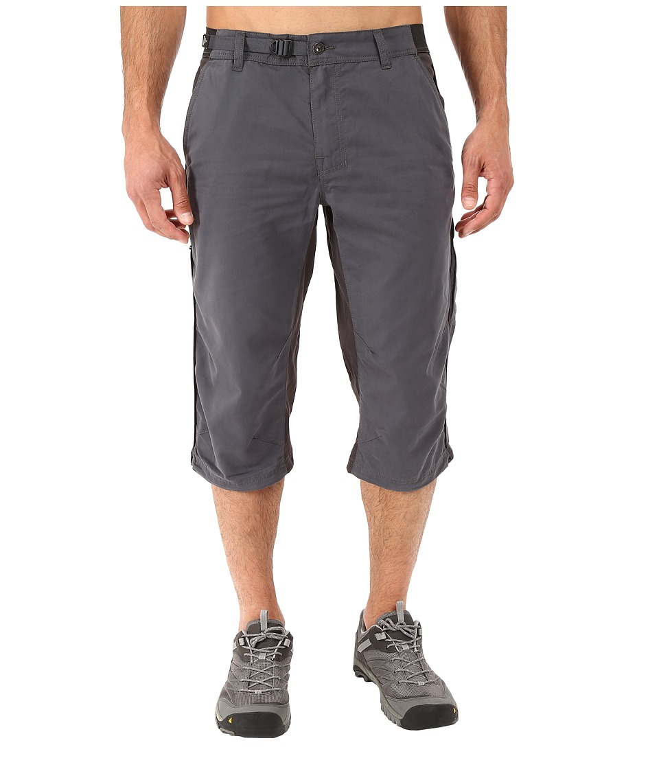 Prana - Passage Knicker (Coal) Men's Casual Pants