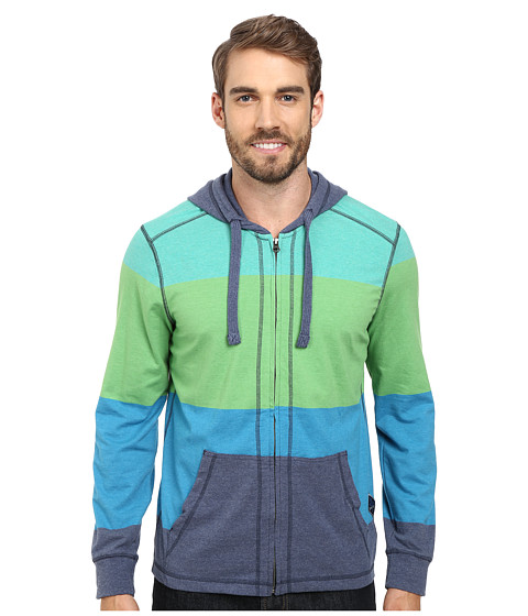 Prana - Trio Full Zip (Nautical) Men