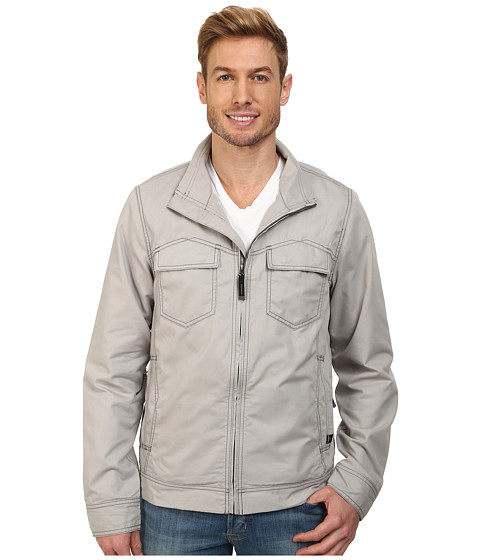 Prana - Ryzer Jacket (Greystone) Men's Coat