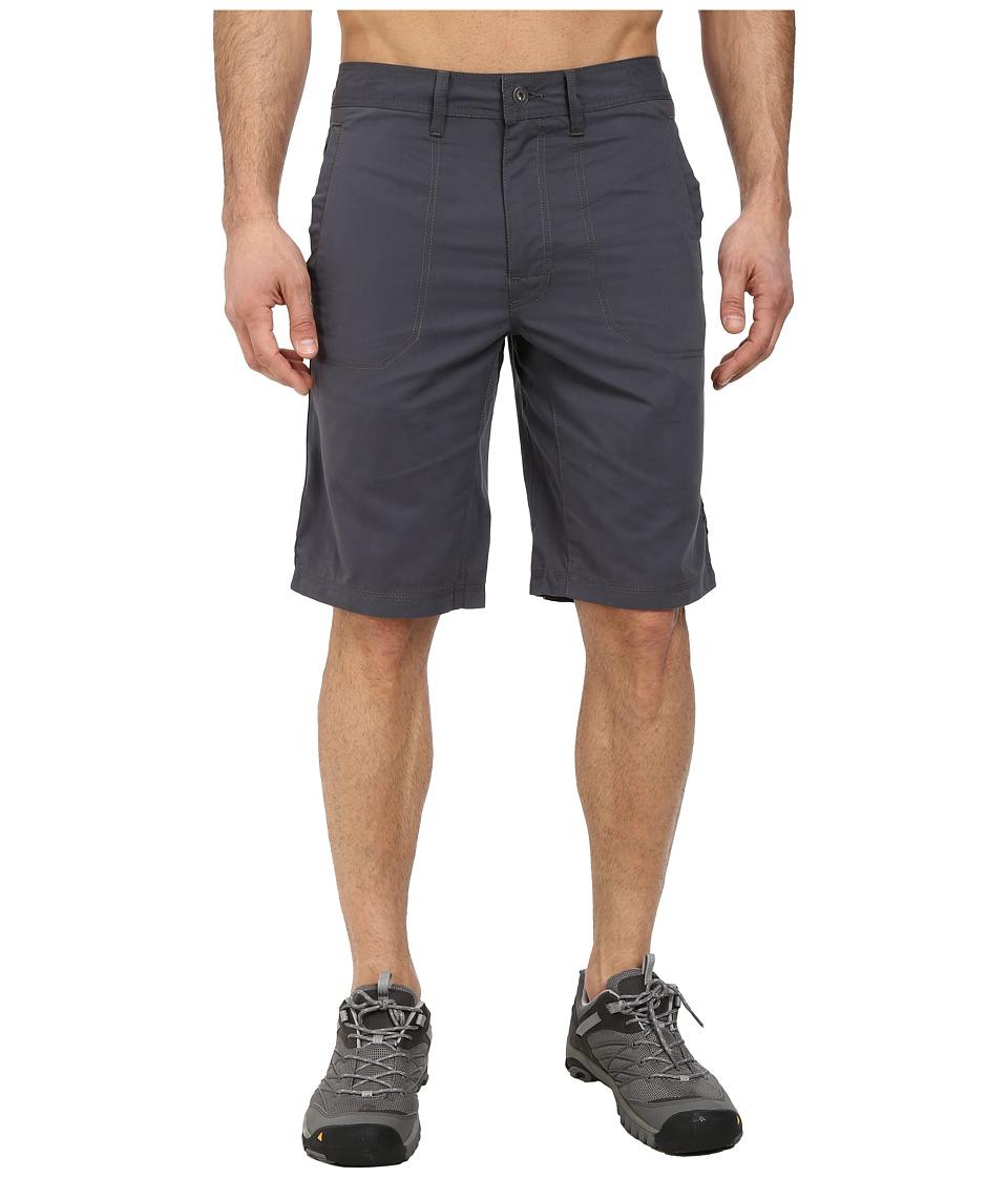 Prana - Outpost Short (Coal) Men's Shorts