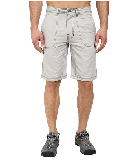 Prana - Outpost Short (Greystone) Men's Shorts