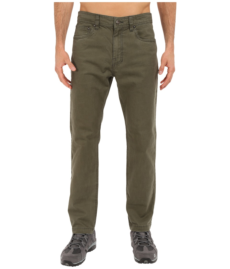 Prana - Tucson Pant (Cargo Green) Men's Casual Pants