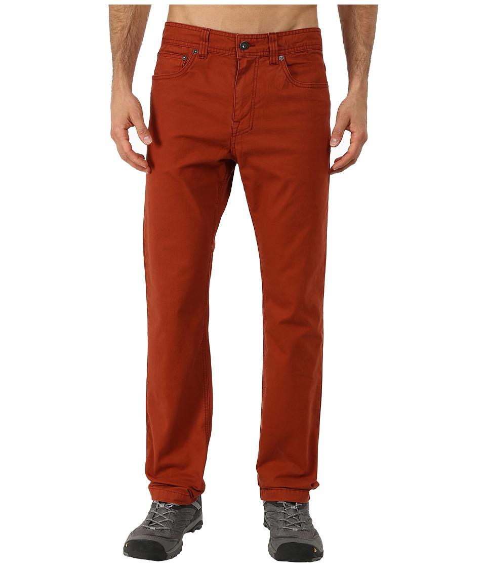 Prana - Tucson Pant (Henna) Men's Casual Pants