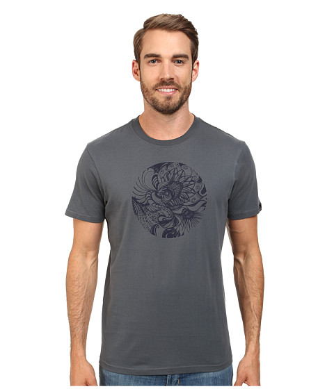 Prana - Mindful (Blue Grey) Men's T Shirt