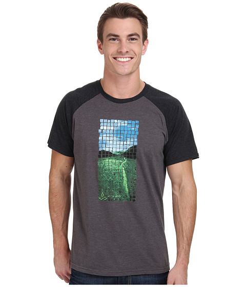 Prana - Grid (Charcoal) Men